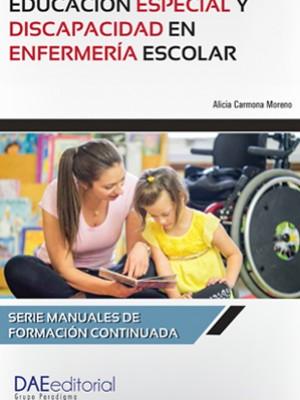 Educación Especial y Discapacidad en Enfermería Escolar